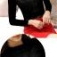 เสื้อลูกไม้แฟชั่น พร้อมส่ง สีดำ คอกลม แต่งลายถักลูกไม้เป็นรูปตัววีน่ารัก ผ้าลายลูกไม้เนื้อนิ่ม คุณภาพดี thumbnail 9