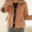 เสื้อกันหนาว พร้อมส่ง สีชมพู กระดุมหน้า รูดซิบ มีฮูท ลายจุด ด้านในบุด้วยผ้าขนนุ่มๆ อุ่นแน่นอนค่ะ thumbnail 1