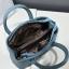 กระเป๋าสะพายข้างผู้หญิง Girl Tools Purple แถมหมี thumbnail 26