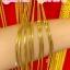 สร้อยคอทองแท้ 96.5% หนัก 1 สลึง /3.8 กรัม