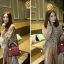 กระเป๋าถือ Lotte bag (red) thumbnail 8