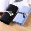 กระเป๋าสตางค์ผู้หญิง Ribbon Cute สีชมพู thumbnail 15
