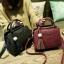 กระเป๋าถือ Lotte bag (red) thumbnail 10