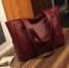 กระเป๋าสะพายข้างใบใหญ่ The liary สีแดง thumbnail 1