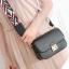 กระเป๋าสะพายข้าง mini function black red thumbnail 3
