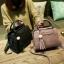 กระเป๋าถือ Lotte bag (red) thumbnail 11