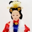 ตุ๊กตางิ้วชุดผ้าไหม สาวงามหวางเจาจิน ขนาด 12 นิ้ว thumbnail 2