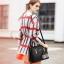 กระเป๋าสะพายข้างผู้หญิงฺ Berlyn สีแดง thumbnail 4