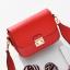 กระเป๋าสะพายข้าง mini function black red thumbnail 13