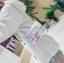 กระเป๋าสะพายข้างผู้หญิง Jelly Rainbow 01 หนังใสประกายรุ้ง thumbnail 4