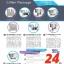 Air Cooled Chiller 8 - 150 Tons Plate Titanium thumbnail 3