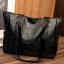กระเป๋าสะพายข้างใบใหญ่ The liary สีเทา thumbnail 4