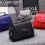 กระเป๋าถือ Alora (สีน้ำเงิน) thumbnail 9