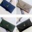 กระเป๋าสตางค์ผู้หญิง Leather 001 สีดำ thumbnail 12