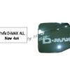 ฝาถัง 4x4 ISUZU D-MAX 2012
