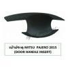 เบ้าประตู MITSUBISHI ALL NEW PAJERO SPORT BLACK