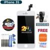 หน้าจอ iPhone 5S พร้อมทัสกรีน (White)