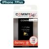 Battery IPhone 7 Plus (COMMY) รับรอง มอก.ไม่แถมเครื่องมือ