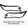 ครอบไฟหน้า MITSUBISHI ALL NEW PAJERO SPORT BLACK