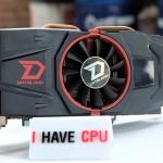 DATALAND R7 260X 1GB GDDR5 OC