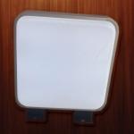ตู้ไฟปั๊มนูนสี่เหลี่ยม ขนาด 63 x 63 cm (ราคารวม สติ๊กเกอร์)