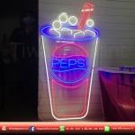 งานแก้ว PEPSI มาแล้ว🥛 สั่งทำหลากหลายรูปแบบ ตามใจลูกค้าสุดๆ