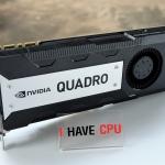 Nvidia Quadro K6000 12GB