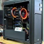 เครื่อง Workstation 20 Core 40 Thread และ NVIDIA GTX 1050Ti 4GB (E5-2660 *2) (CP2)