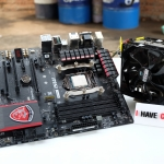 i7-4790 up to 4.00Ghz 4C 8T + MSI H97 GAMING 3 + SINK CM