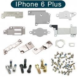 เหล็กครอบ น็อต iPhone 6 Plus