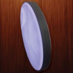ตู้ไฟปั๊มนูนวงกลม เส้นผ่าศูนย์กลาง 43 cm (ราคารวม สติ๊กเกอร์)