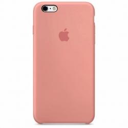 เคสซิลิโคน iPhone 6 / 6s - สีส้มโอรส ( Original )