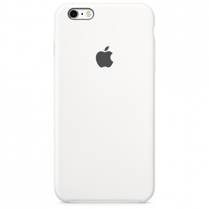 เคสซิลิโคน iPhone 6 Plus / 6s Plus - สีขาว ( Original )