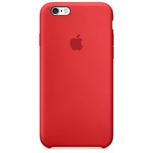 เคสซิลิโคน iPhone 6 Plus / 6s Plus - (PRODUCT)RED ( Original )