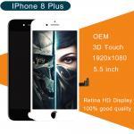 หน้าจอ iPhone 8 Plus (Black)