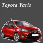 พรมไวนิลดักฝุ่น Toyota Yaris