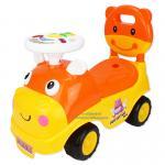 [สีส้ม] รถขาไถฮิปโป Star forest
