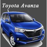 พรมไวนิลดักฝุ่น Toyota Avanza
