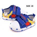 [น้ำเงิน20] [รุ่นสปอร์ตลายดาว] รองเท้าเด็ก Hello mifey