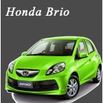 พรมไวนิลดักฝุ่น Honda Brio