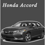 พรมไวนิลดักฝุ่น Honda Accord