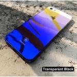 Baseus Ultra Slim Gradient Color iPhone 5 5S SE สีดำ