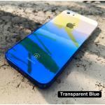 Baseus Ultra Slim Gradient Color iPhone 5 5S SE สีน้ำเงิน