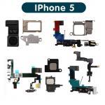 พราสติกครอปกล้องหน้า iPhone 5