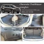 ยางปูพื้นรถยนต์ Chevrolet Trailblazer ลายธนูสีเทา