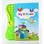 [สีเขียว] หนังสือฝึกอ่านภาษาไทย-อังกฤษ อัจฉริยะ My E-Book