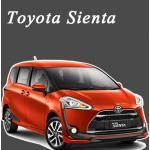 พรมไวนิลดักฝุ่น Toyota Sienta