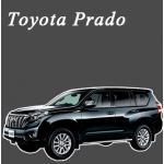 พรมไวนิลดักฝุ่น Toyota Prado