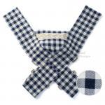[ลายตารางสีกรม] เป้ผ้าอุ้มเด็ก สไตล์ญี่ปุ่น Minizone