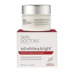 Skin Doctors ครีมลดปัญหาผิวคล้ำเสียกระฝ้าบนใบหน้า SD White & Bright 50ml.